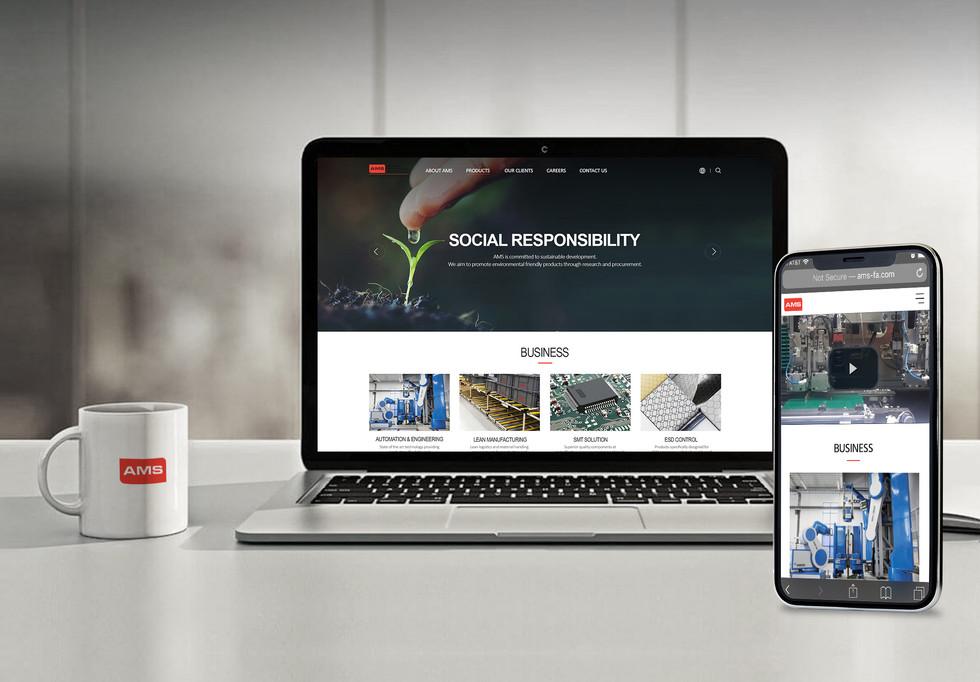 AMS web&mobile