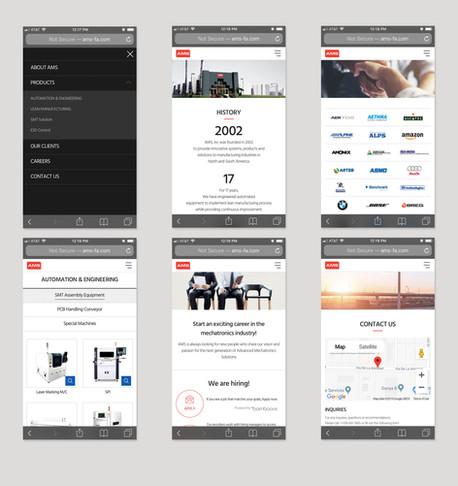 AMS mobile
