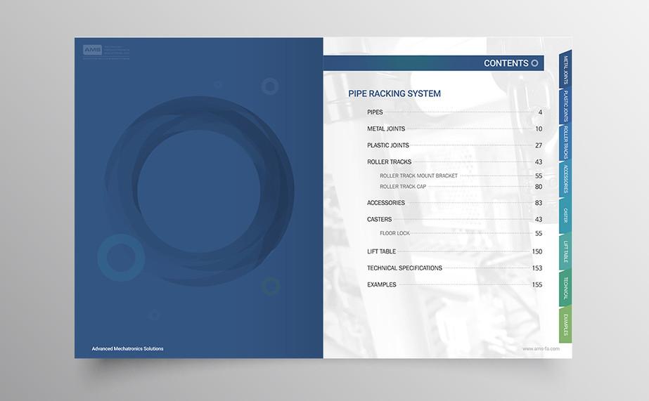 Catalogue Content