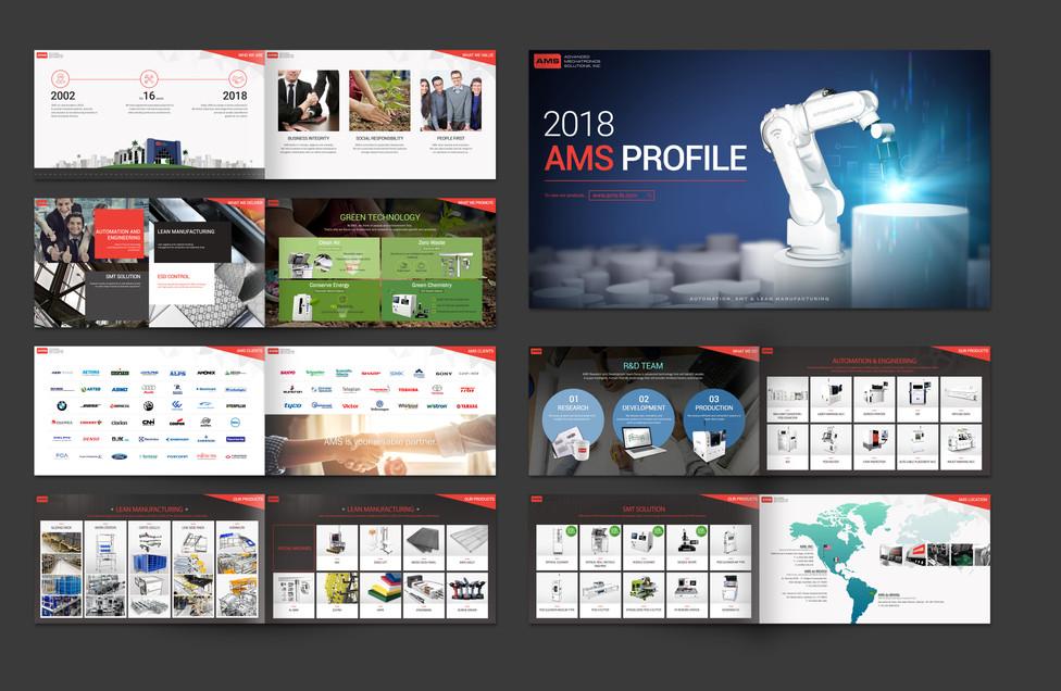 AMS Company Profile