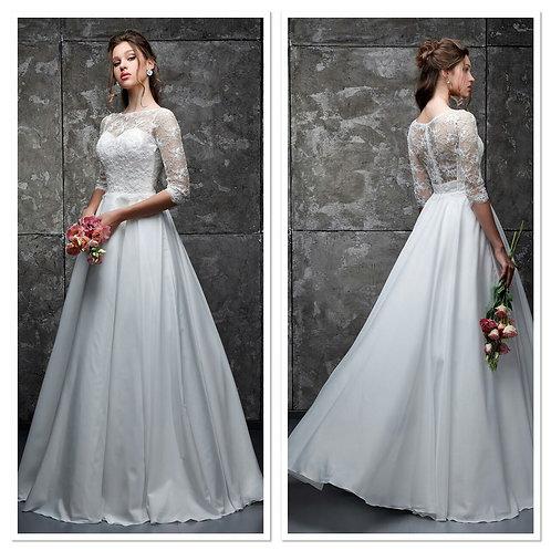 Свадебное платье Есения тафта ОХ