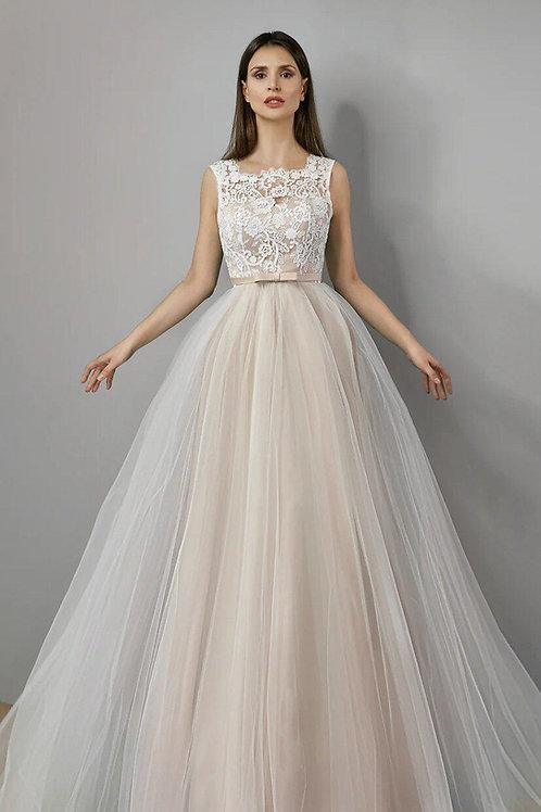 Свадебное платье Дана Сатин