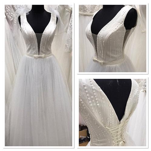 Свадебное платье Гелена блеск