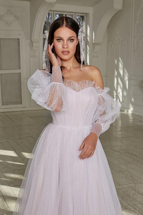 Свадебное платье Леди3