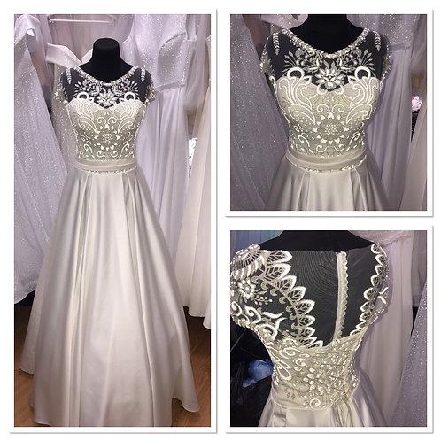 Свадебное платье Изольда