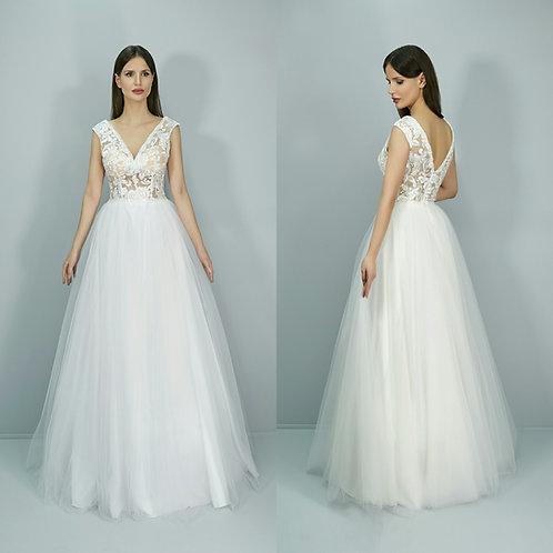 Свадебное платье Лиля