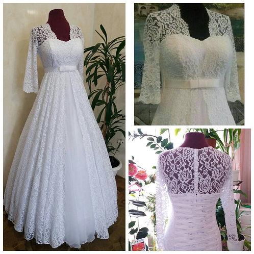 Свадебное платье Люба