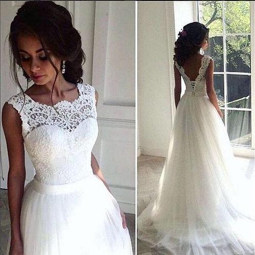 Свадебное платье Ассоль2