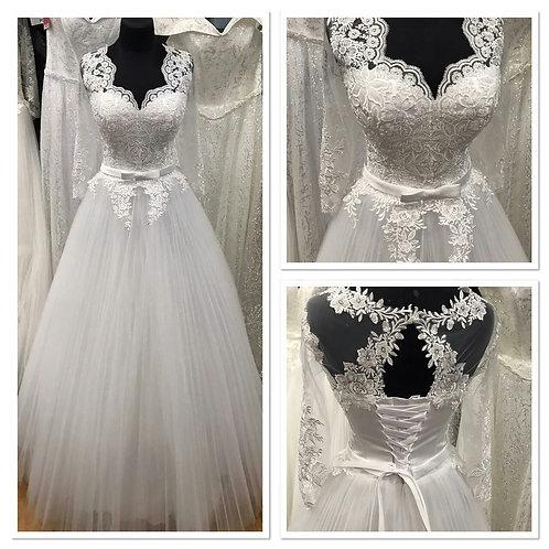 Свадебное платье Изабель 6
