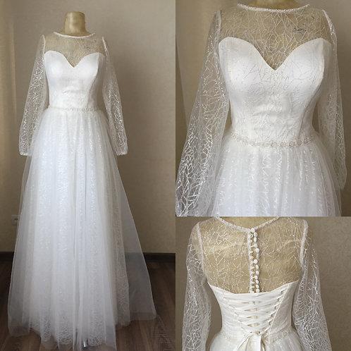 Свадебное платье Флоренция БЛЕСК