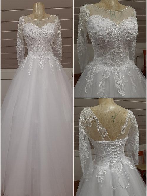 Свадебное платье Тодес рукав ЮБКА БЛЕСК