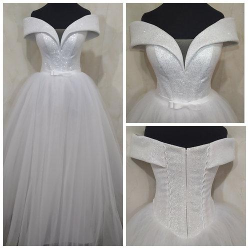 Свадебное платье Соренто ЮБКА БЛЕСК