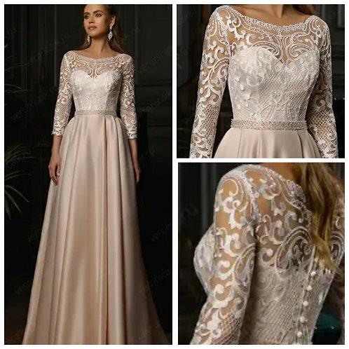 Свадебное платье Виола рукав