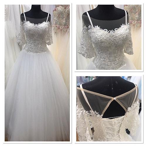 Свадебное платье Ингрид ОХ