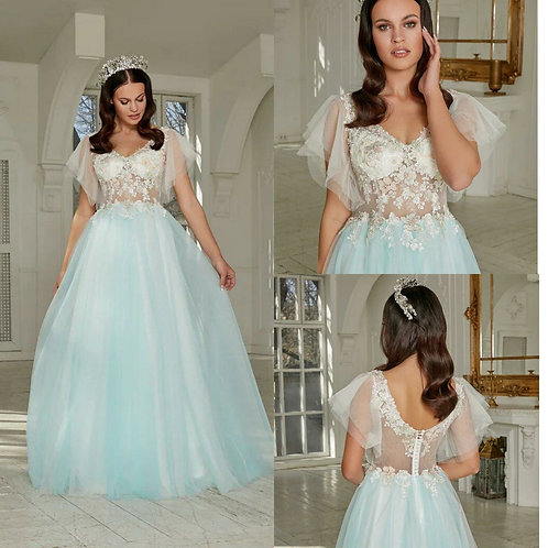 Свадебное платье Инга Тиффани