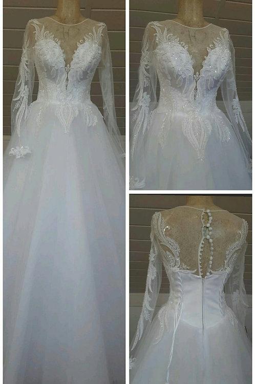 Свадебное платье Деми
