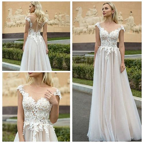 Свадебное платье Олеся