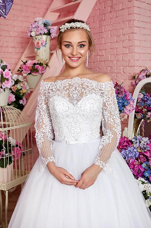 Свадебное платье Юстина