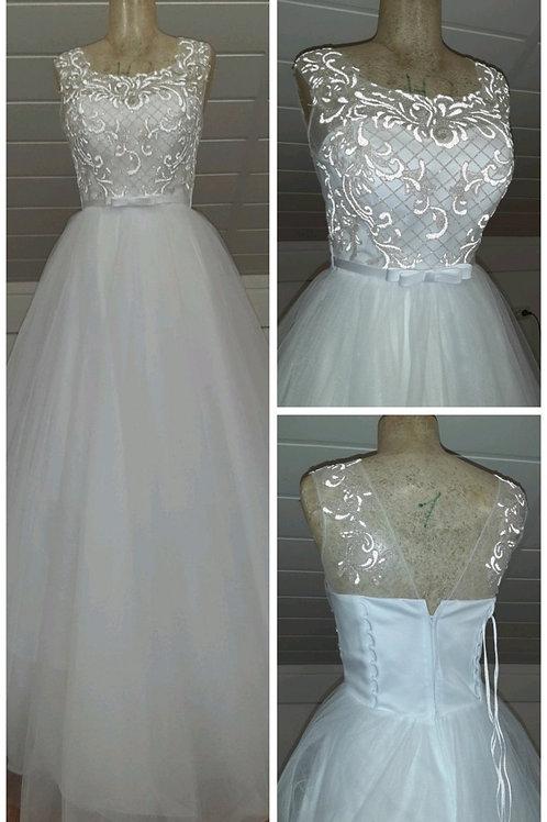 Свадебное платье Машенька