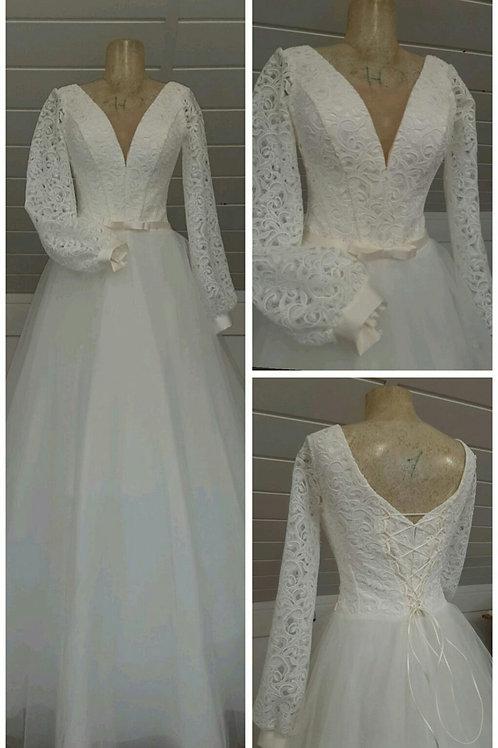 Свадебное платье Аннушка