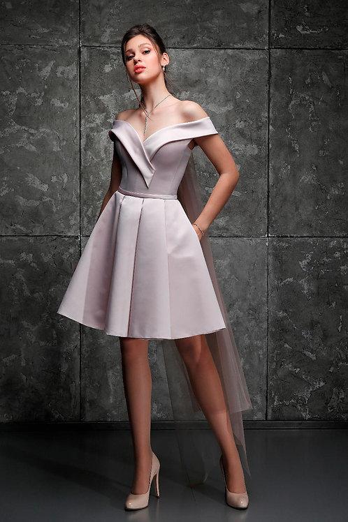 Свадебное платье Дива ОХ мини