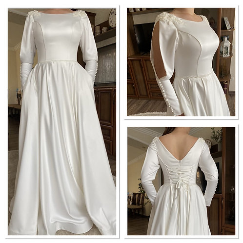 Свадебное платье Лидия