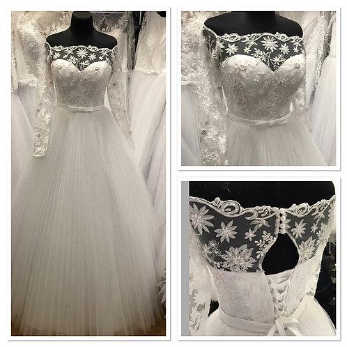 свадебное платье Изабель 4