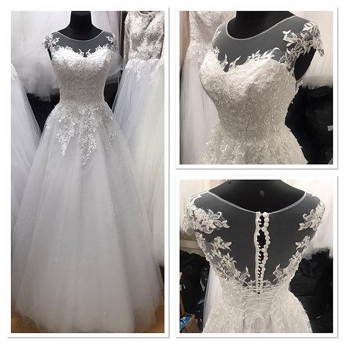 Свадебное платье Биргит майка