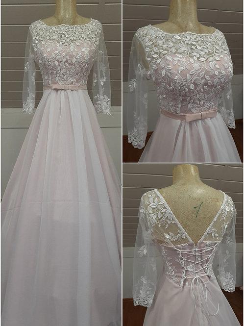 Свадебное платье Олимпия шифон