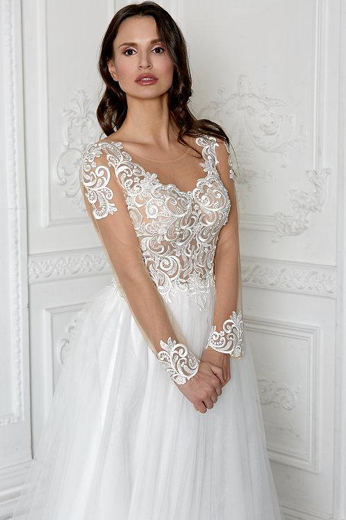 Свадебное платье Елена2