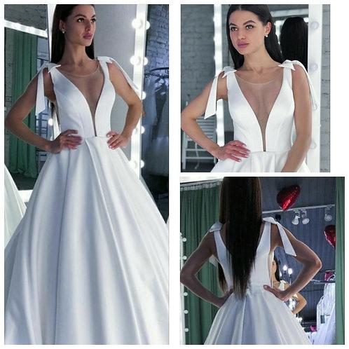 Свадебное платье Алиса атлас