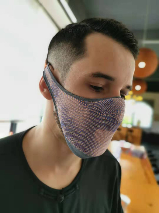 thermocromical mask