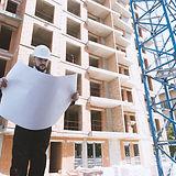 Arkitekt på byggepladsen
