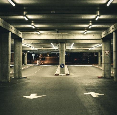 Inspection stationnement étagé multi-étagé souterrain loi 122