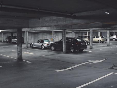 5 problèmes typiques d'un stationnement souterrain