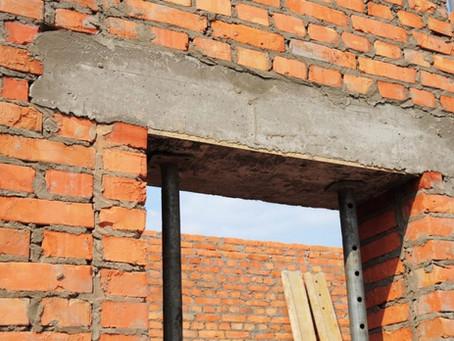 L'enveloppe du bâtiment : les linteaux et leurs déficiences typiques