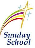 Sunday school graphic