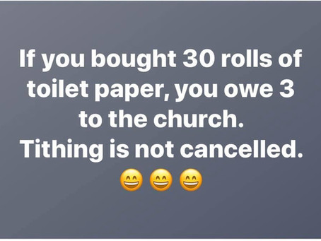 Tithing TP