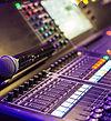 audio visual panel