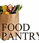 Food Pantry bag of groceries