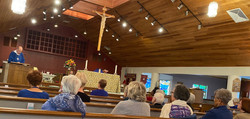 Mass, NW Deanery Mtg