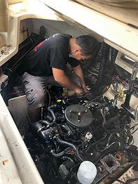 Inboard motor Servicing.JPG