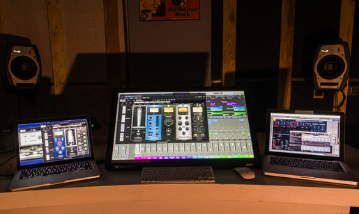 Music Production and Sound Engineering Classes