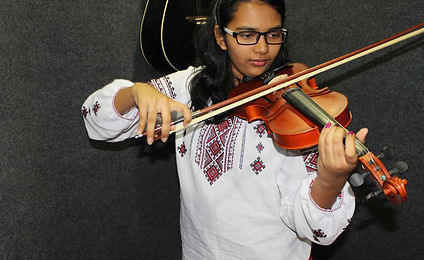 TheMusic School Bangalor Violin Lessons