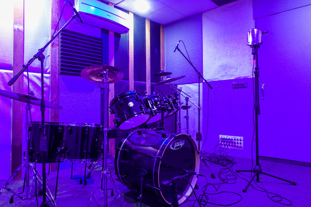 Drums Classes at The Music School Bangalore