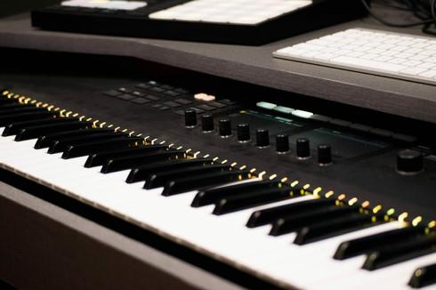 Keyboard Classes