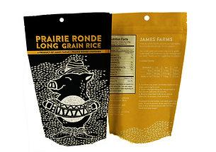 Prairie Ronde Long Grain Rice Pig 2-lbs