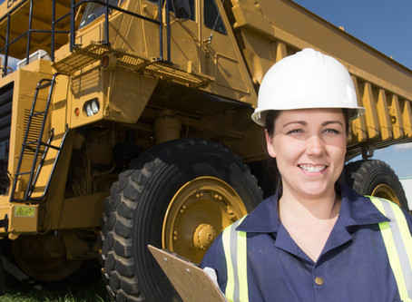 Growth of Women in Mining Jobs