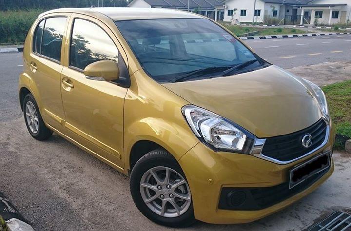 Perodua Myvi (A)
