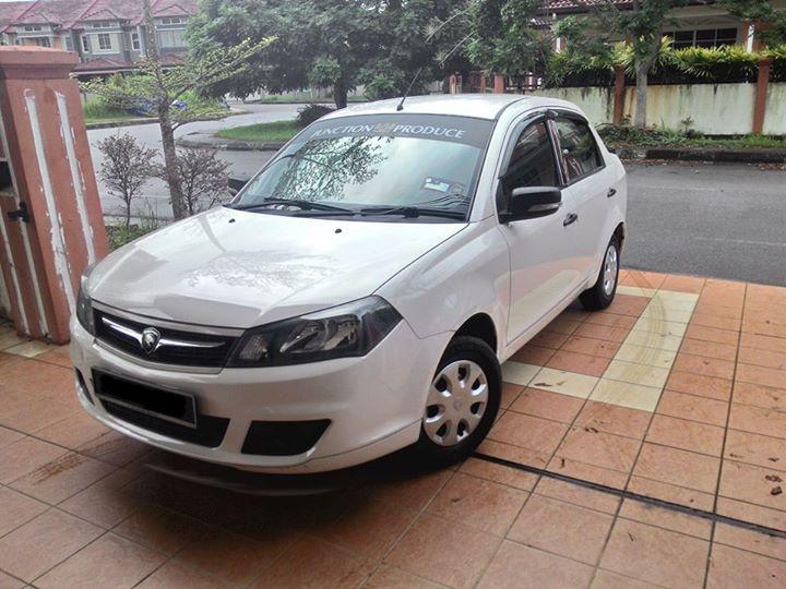 Proton Saga FLX (A)